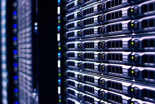 Managed server hosting en domeinregistratie
